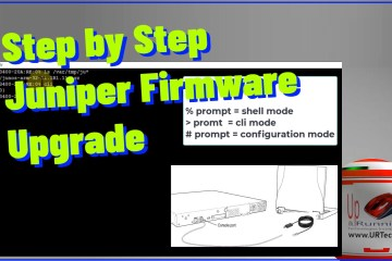 Step by Step Juniper Firmware Upgrade