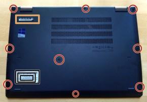 lenovo 370 back screws