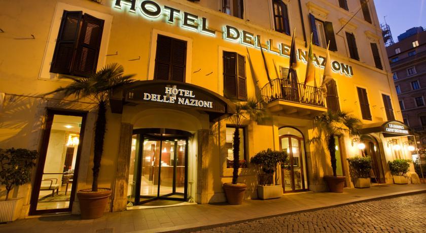 فنادق في روما