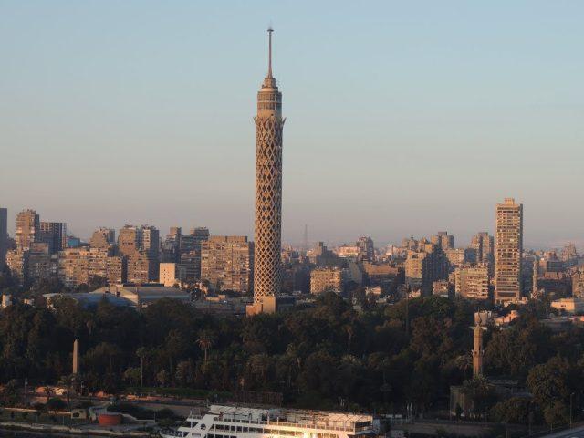 برج القاهرة يعتبر من افضل المناطق السياحية في القاهرة - صور القاهرة