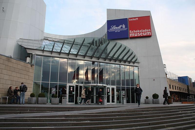 متحف الشوكولا في كولون المانيا