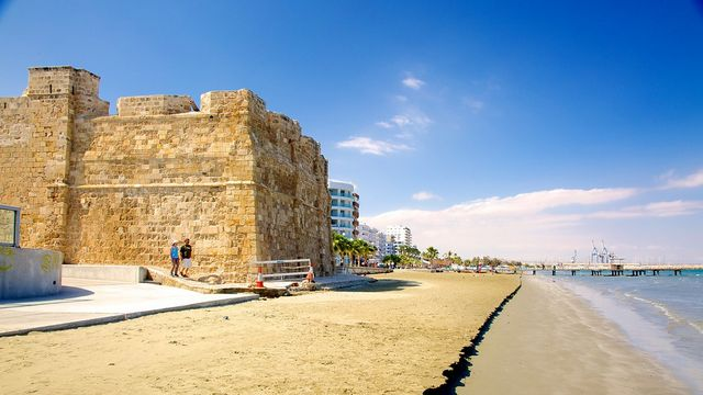 مدينة لارنكا من اجمل مدن قبرص اليونانية - صور من قبرص سياحة