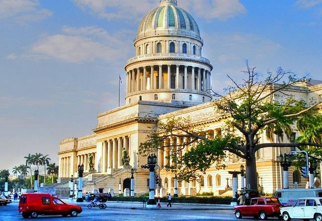 هافانا في كوبا