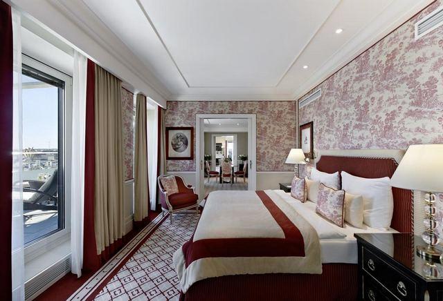 فنادق فيينا في شارع المشاة تتسم بالعراقة، وفندق زاخر فيينا مثال حيّ على ذلك