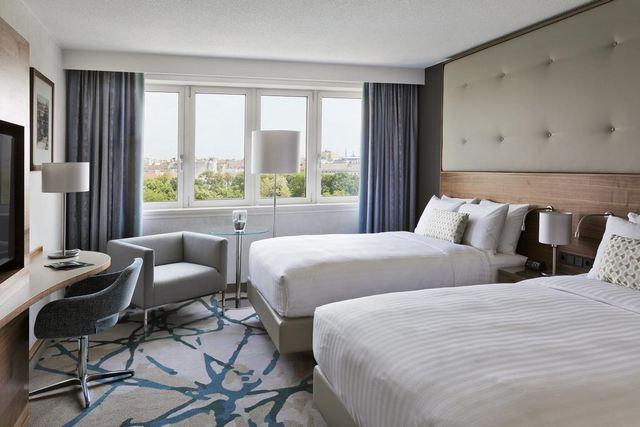 فندق ماريوت فيينا من افضل فنادق فيينا من حيث الموقع والإقامة