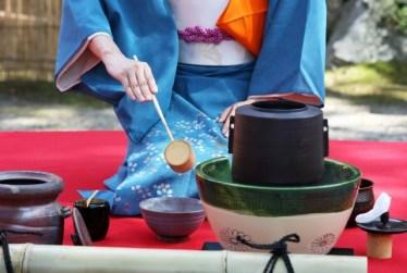 茶道具で使われる道具の種類を名称と一緒に解説!