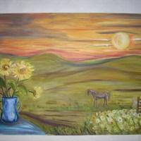 Tallerdeartes.com pintora y artesana uruguaya plasma sus sentimientos
