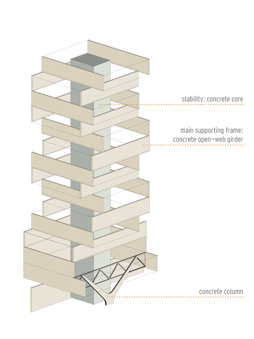 Residential Structural Plan Floor