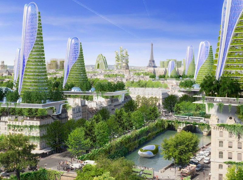 2050 París Smart City 01
