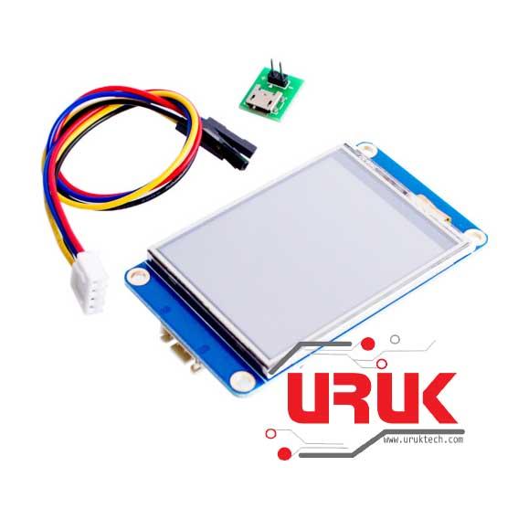 3 2 inch HMI TFT LCD Display Module for Raspberry Pi & Arduino   UrukTech
