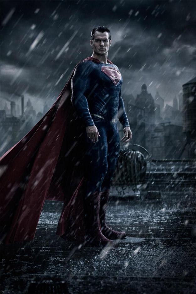 Batman v Superman: Dawn of Justice, el nuevo Superman