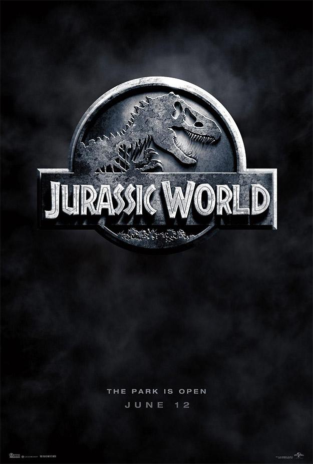 Cartel de Jurassic World