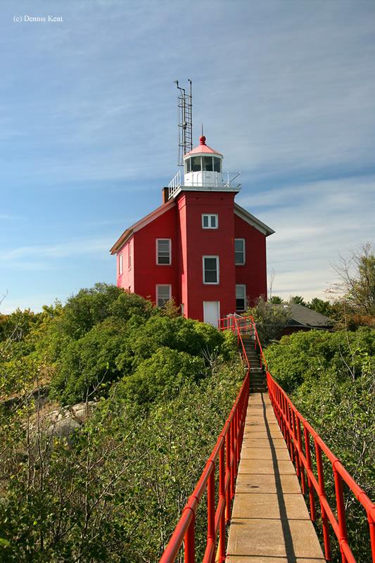 Marquette Harbor Lighthouse Photos
