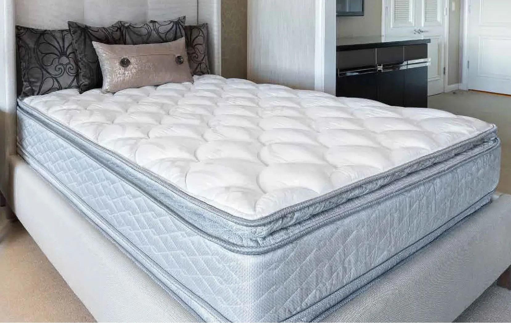 double sided pillow top mattress online