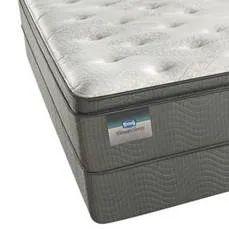 cal king simmons beautysleep star fall iii luxury firm pillow top 12 5 inch mattress