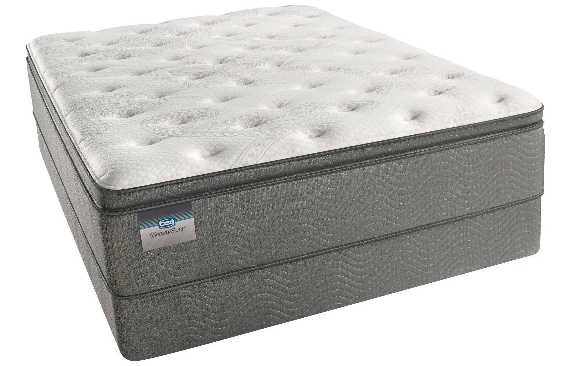 cheap pillow top queen mattress