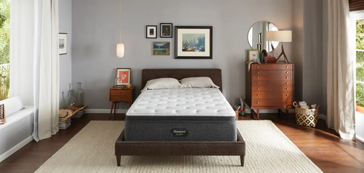 beautyrest silver brs900c mattress