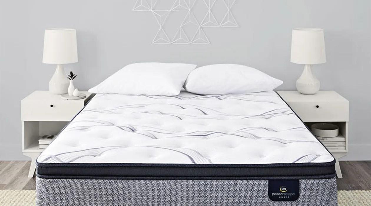 perfect sleeper elite trelleburg ii