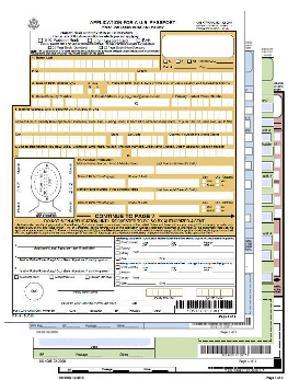 Passport Application FAQ