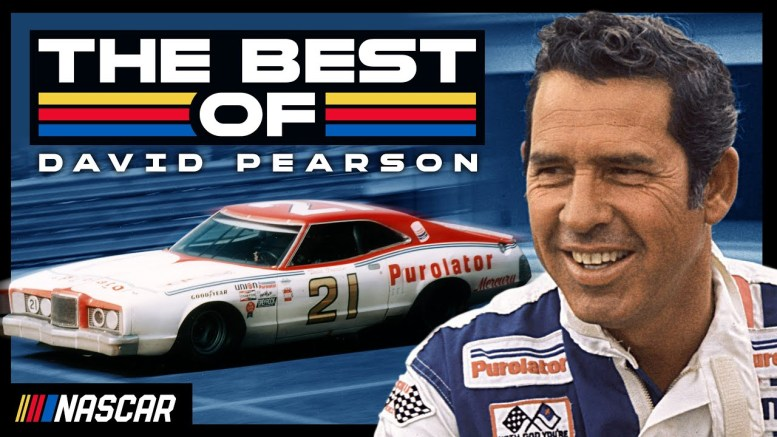 Les meilleurs moments de la carrière de David Pearson