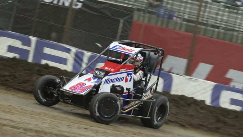 Bell course qualificative Chili Bowl