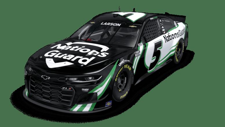 Décoration Larson Daytona 500