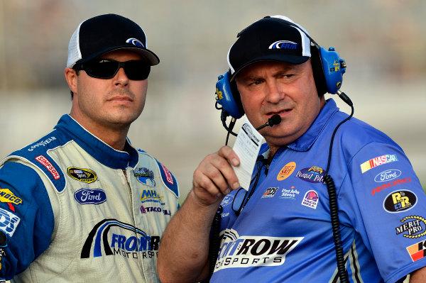 Frank Kerr Crew chief NASCAR 2021