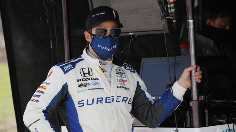 Marco Andretti IndyCar