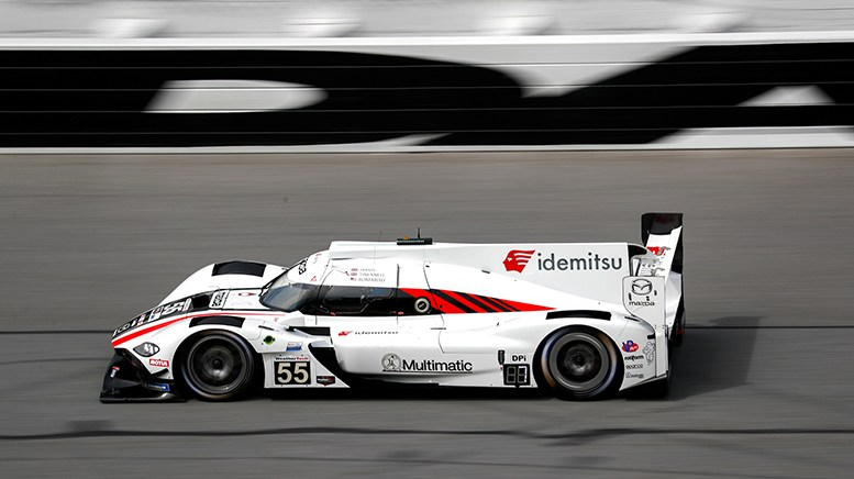 Disqualification PoleMan Daytona