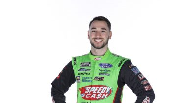Anthony Alfredo NASCAR Rookie