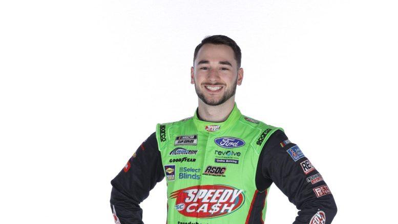 Anthony Alfredo NASCAR Rookie