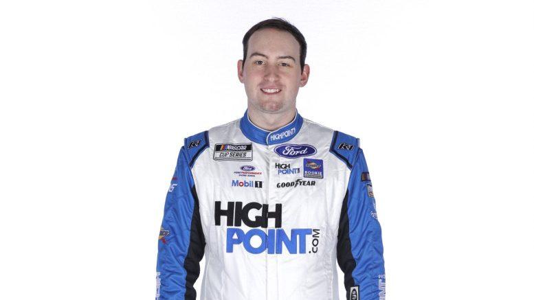 Chase Briscoe Daytona NASCAR Rookie