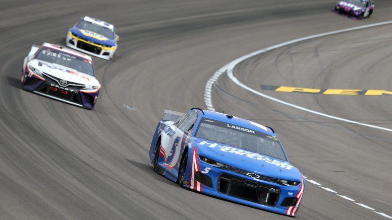 La Hendrick Motorsports enfin de retour ?