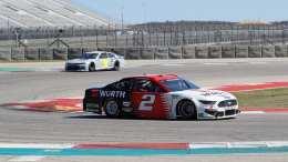 TEST GOODYEAR COTA NASCAR