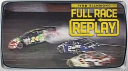 Les Pontiac Excitement 400 de 1998