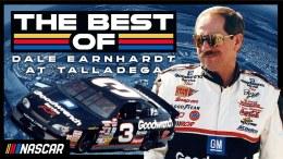 Les victoires de Dale Earnhardt à Talladega en vidéo
