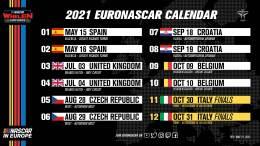 Le calendrier 2021 encore modifié