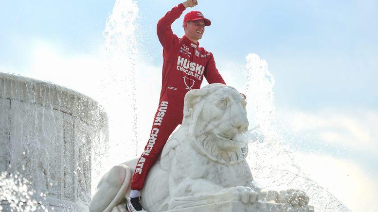 Marcus Ericsson décroche sa première victoire