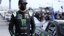 Kurt Busch chez 23XI Racing en 2022