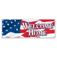 Welcome Home-Deko/ Willkommen zu Hause - US-Shop Berlin