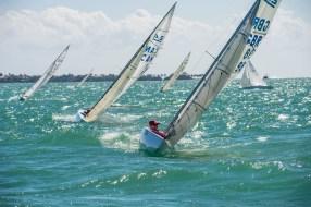 Division: 2.4MR Sail Number: GBR 98 PASCOE, Megan