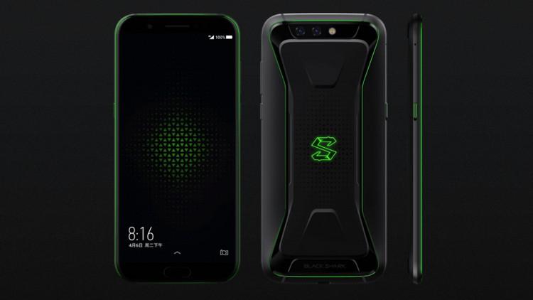 專為手遊而生 黑鯊遊戲手機 發表亮相 - US3C - 二手3C筆電遊戲機買賣收購租賃平臺