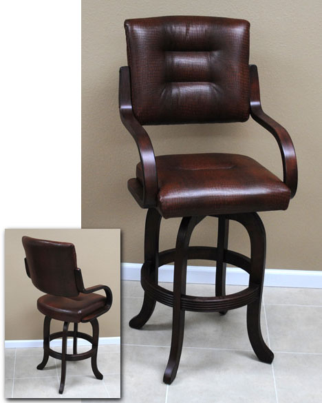 bar chairs with arms and backs folding chair history extra tall 34 inch stools 385 00 270 highbackstool jpg