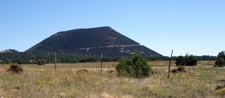 Nearing the Volcano