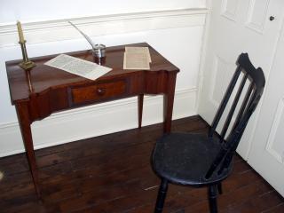 Gallatin's Desk