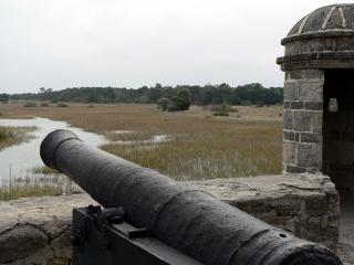 Overlooking the Marsh
