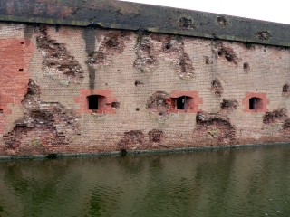 Bombarded Walls