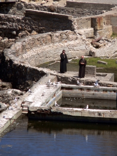 Blessing the Sutro Baths