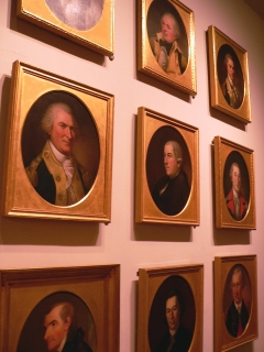 Portrait Wall