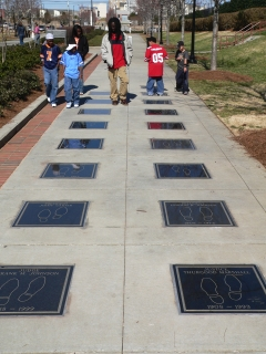 Civil Rights Walk of Fame